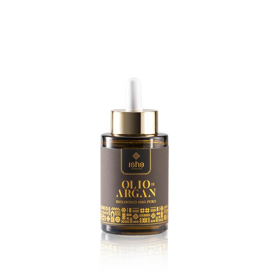olio di argan bio puro 100