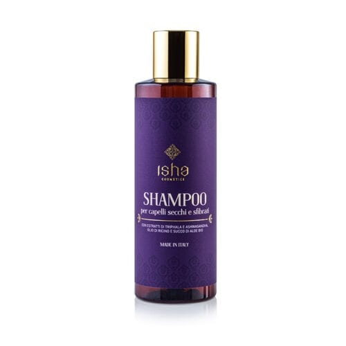 shampoo capelli secchi
